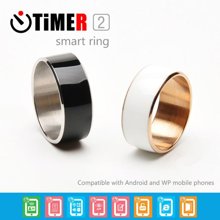 TimeR RING MJ02 NFC Magic Wear Smart Ring for Samsung HTC Sony Mobile Phone