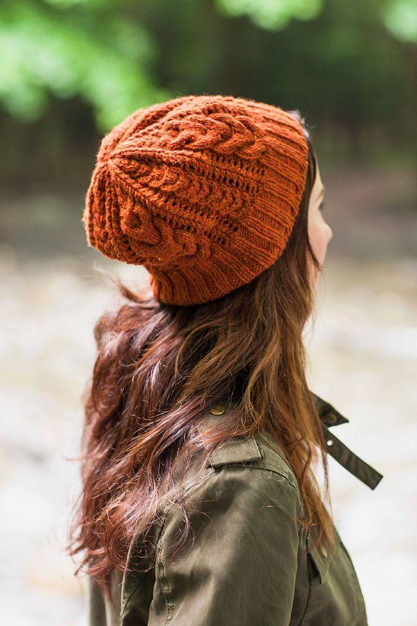Bray cap from Brooklyn Tweed