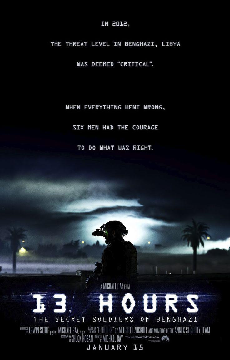 #filmpostu 📽🎞 #13Hours 🎬🎥 Evet filmi izlememin, daha doğrusu benim izleme listeme girmesinin tek sebebi, geçtiğimiz Oscar sezonunda ses miksajı (sound mixing) kategorisindeki adaylığı oldu. Düşünün öyle bir tek neden ki o zamandan bu zamana hep izlemeyi ötelemişim! Ancak geçen gün bakabildim ve boşuna ertelemediğimi de görmüş oldum!.. ✍🏼 bit.ly/13hourssinema #sinema #sinemaalemi #jaleninsinemaalemi #film #cinema #movie