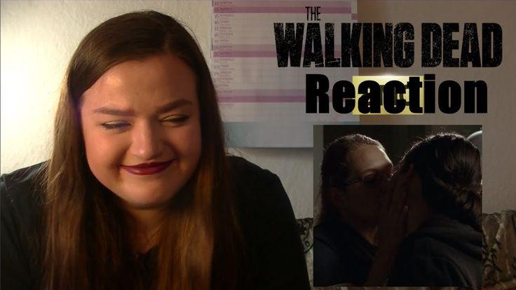 The Walking Dead 06x12 Not Tomorrow Yet reaction video