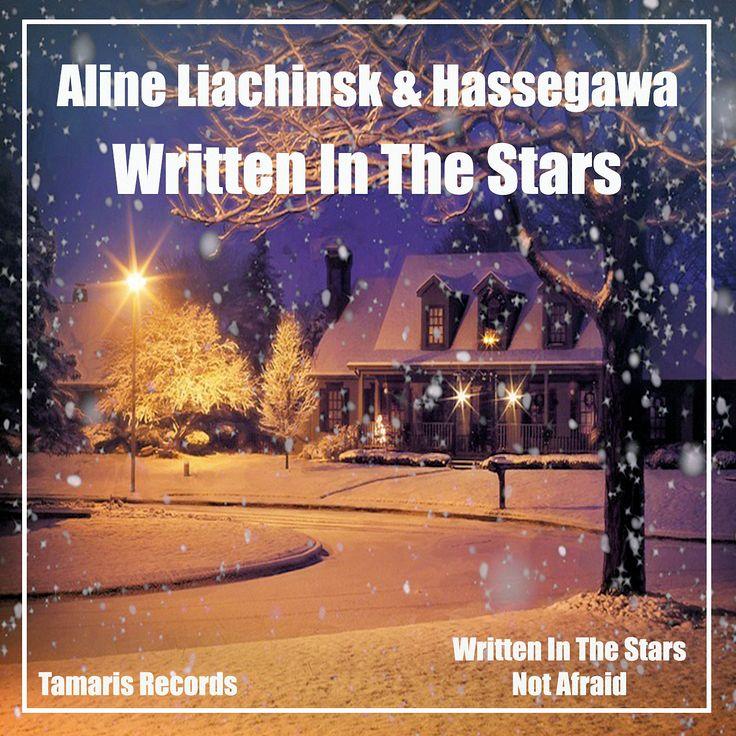 Aline Liachinsk & Hassegawa 'Written In The Stars' EP - Released on Nov 4th.