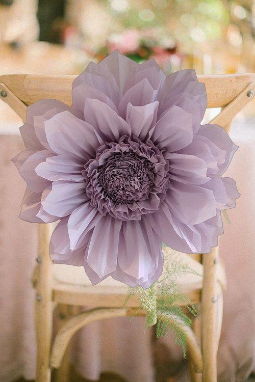 Sunflowers Pom pom Tissue Paper Flower Set of 3x 45cm & 28cm