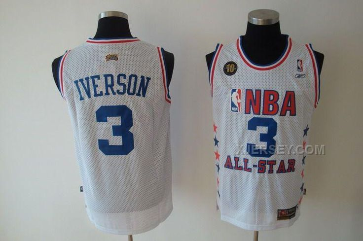 http://www.xjersey.com/all-star-3-iverson-white-2003-mn-jerseys.html ALL STAR 3 IVERSON WHITE 2003 M&N JERSEYS Only $34.00 , Free Shipping!