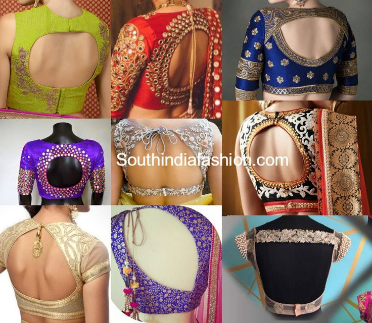 Embrace the new trend of the season – Cut Out Saree Blouses! The cut out back necks are becoming very popular not just on blouses but also on salwars, dresses, gowns and tunics. Even one simple cut out at the right place can transform the entire look of an outfit. Today, we are going to …