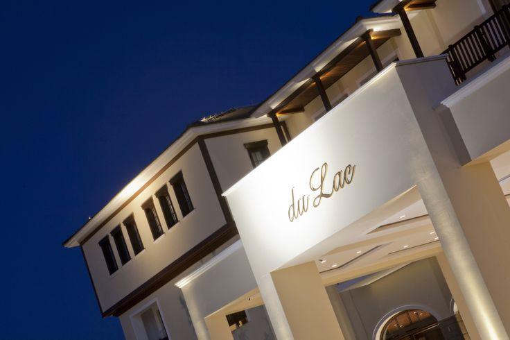 "5 star hotel ""du lac"" / Ioannina - Greece /  nterior designer Sissy Raptopoulou"