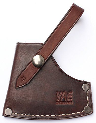 Axe Sheath for Gransfors Bruk Small Forest Axe Dark Brown Dark Brown *** Read more reviews of the product by visiting the link on the image.