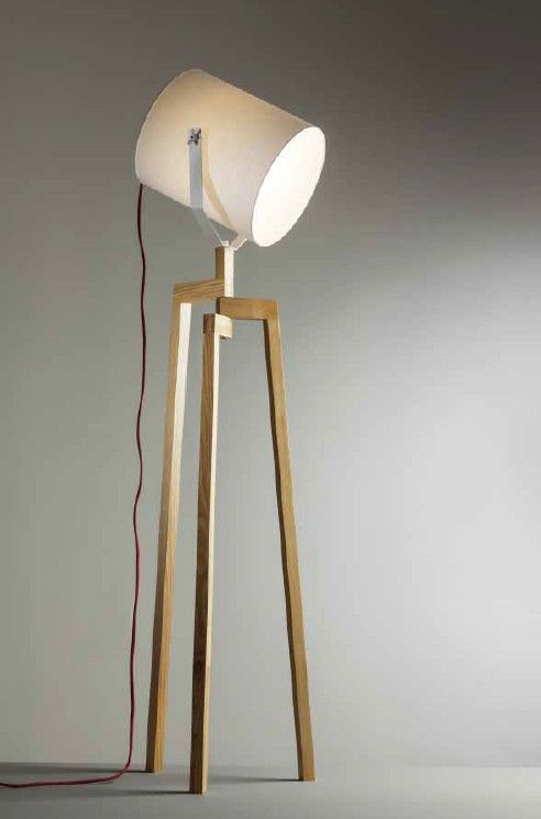 Lampade Strane In Legno ~ Immagini Ispirazione sul Design Casa e Mobili