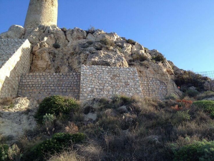 Torre del Prezzemolo _ nuova sottomurazione