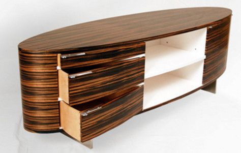 At AD Design Home Show: Longboard Sideboard