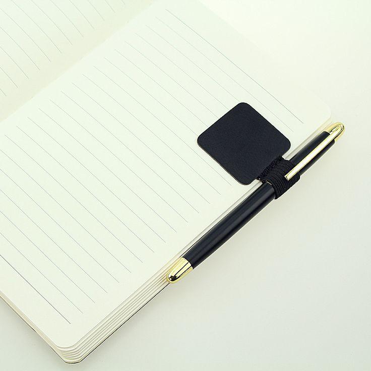 2017 kreatif notebook wisatawan diary menancapkan jenis kulit pensil pen holder clip untuk sekolah kantor hadiah perencana