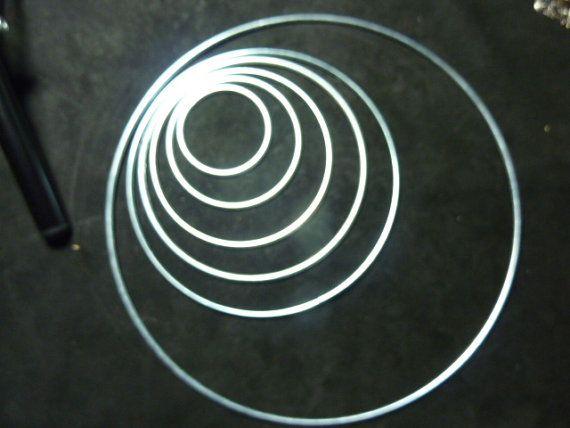 Cercle anneau de bonne tenue de 23 cm de diametre par komorebi58