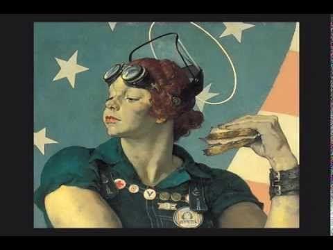 Recordando a Rosie la remachadora - Museo Norman Rockwell