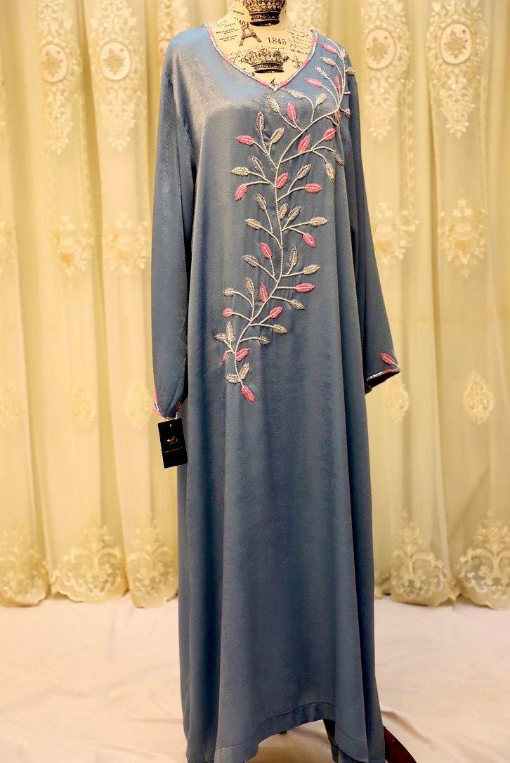 Jalabiya Fashion Hijab Fashion Cold Shoulder Dress