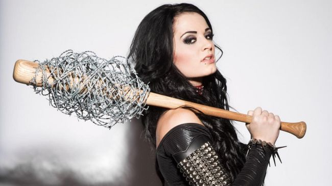 WWE Extreme Rules 2014 Paige