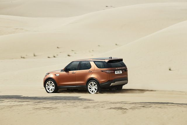 New Land Rover Discovery Has Arrived And It's Odd