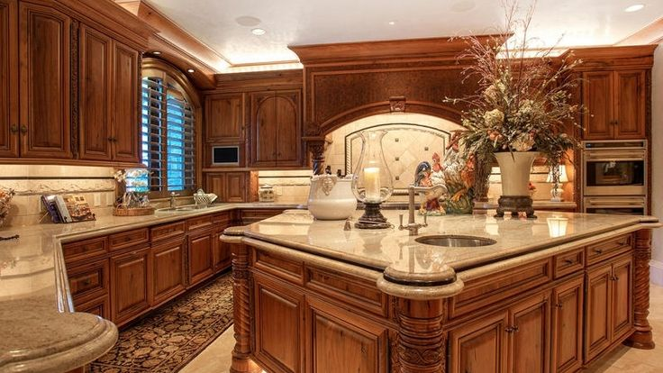 1244 Best Images About Interior Design Old World Traditional Tuscan Kitchens And Pantries On