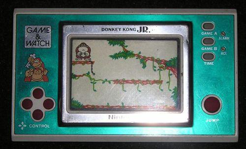 Donkey Kong Jr Game & Watch