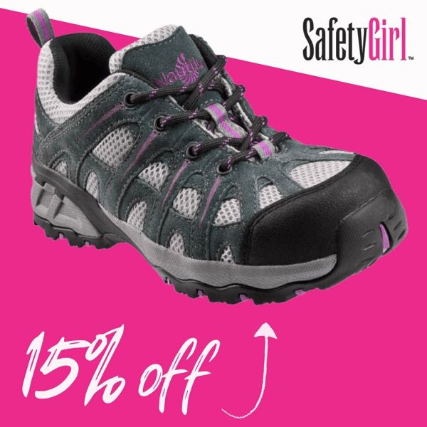 Don't miss our deals on athletic safety shoes! Shop this