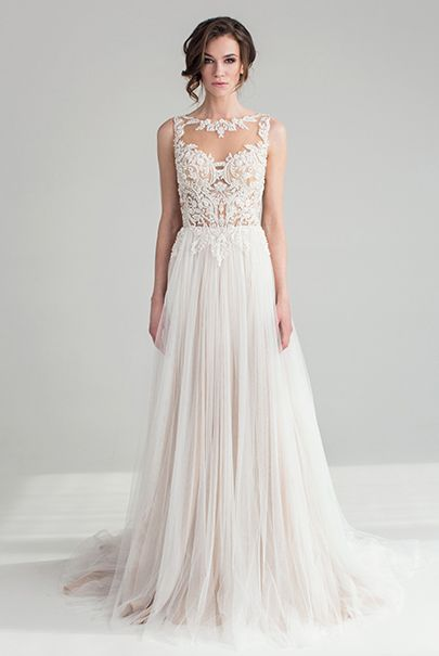 Свадебное платье WEDBERRY (Артикул 929) - купить в Москве платье из коллекции 2016 года