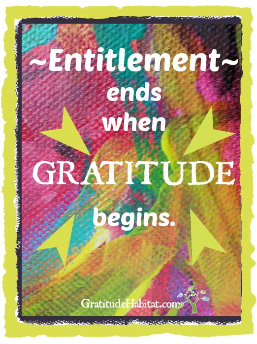 Be grateful.  Teach children to be grateful..especially by example.  Visit us at: www.GratitudeHabitat.com #gratitude-quote #grateful: