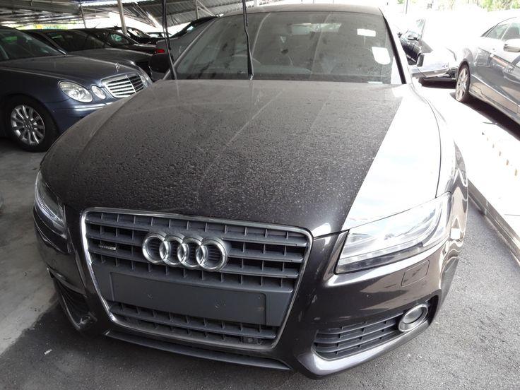 2009 Audi A5 2.0