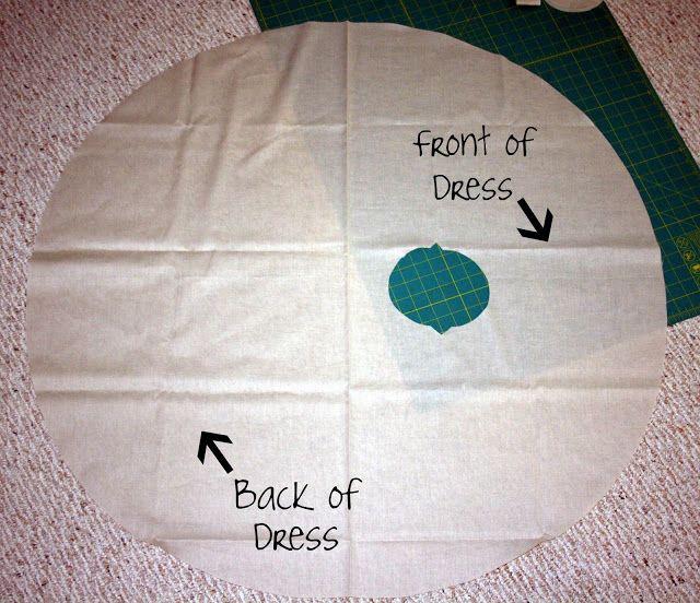 PR&P Tutorials, Week 5 - Fishtail Circle Skirt - The Sewing Rabbit