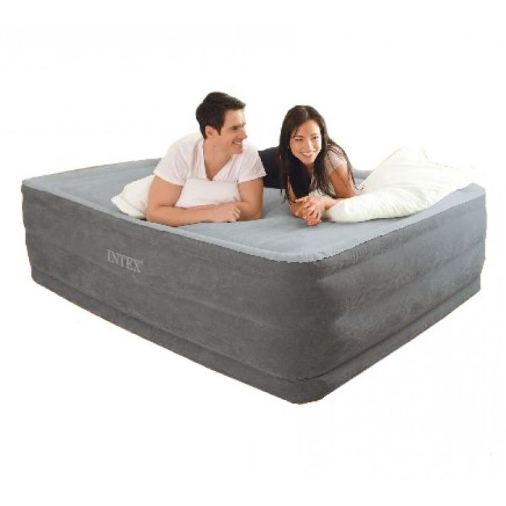 Intex Comfort Plush extra hohes Luftbett