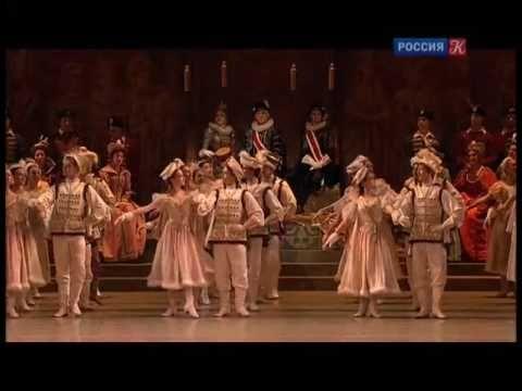Выпускной вечер Академии русского балета им. А.Я. Вагановой в Мариинском…