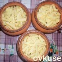 Азу в горшочке (рецепты мойей бабушки)