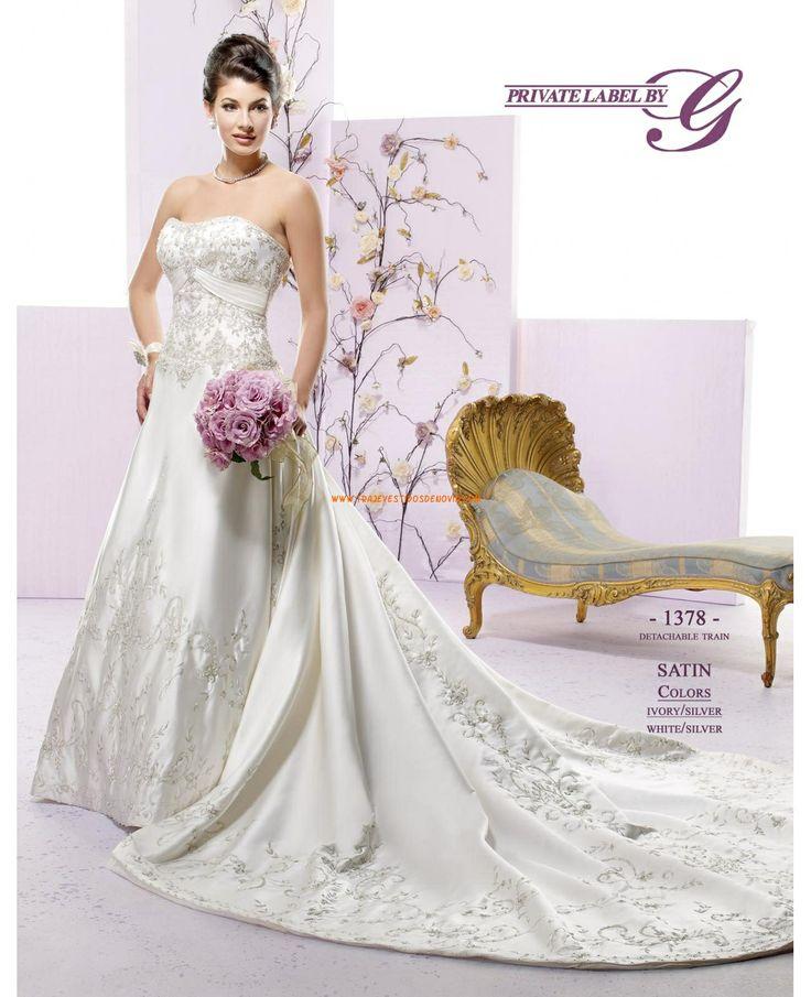 Mejores 100 imágenes de vestidos de novia baratos online españa en ...
