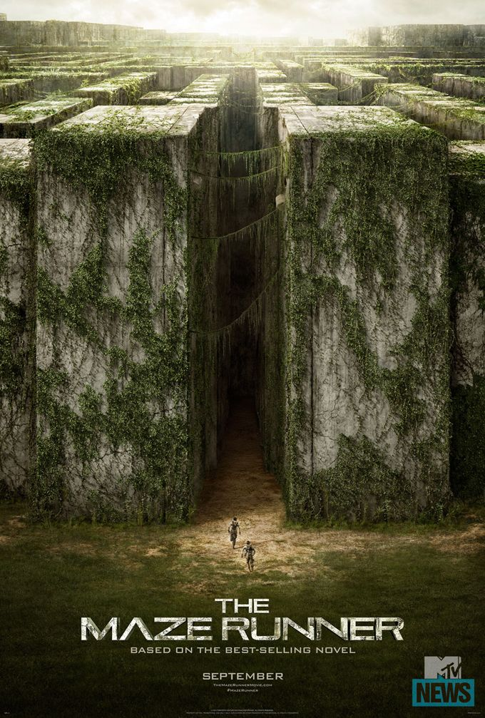 The Maze Runner trailer CANT WAIT TO SEE THIS MOVIE!! Such a good book