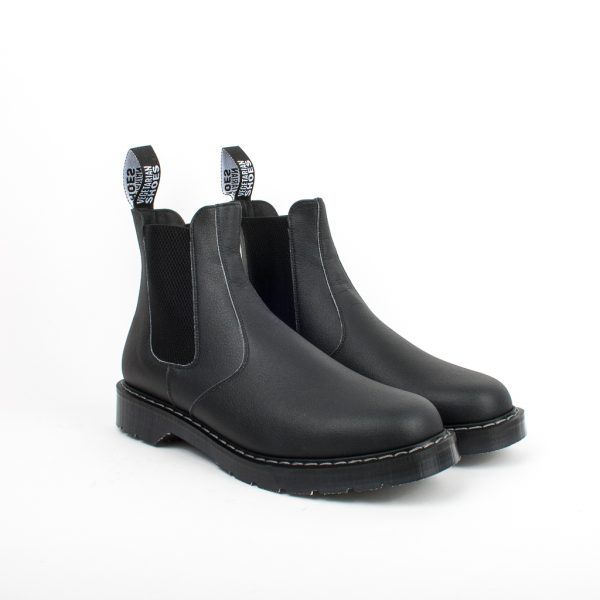 Chelsea Boot från Vegetarian Shoes | Green Laces