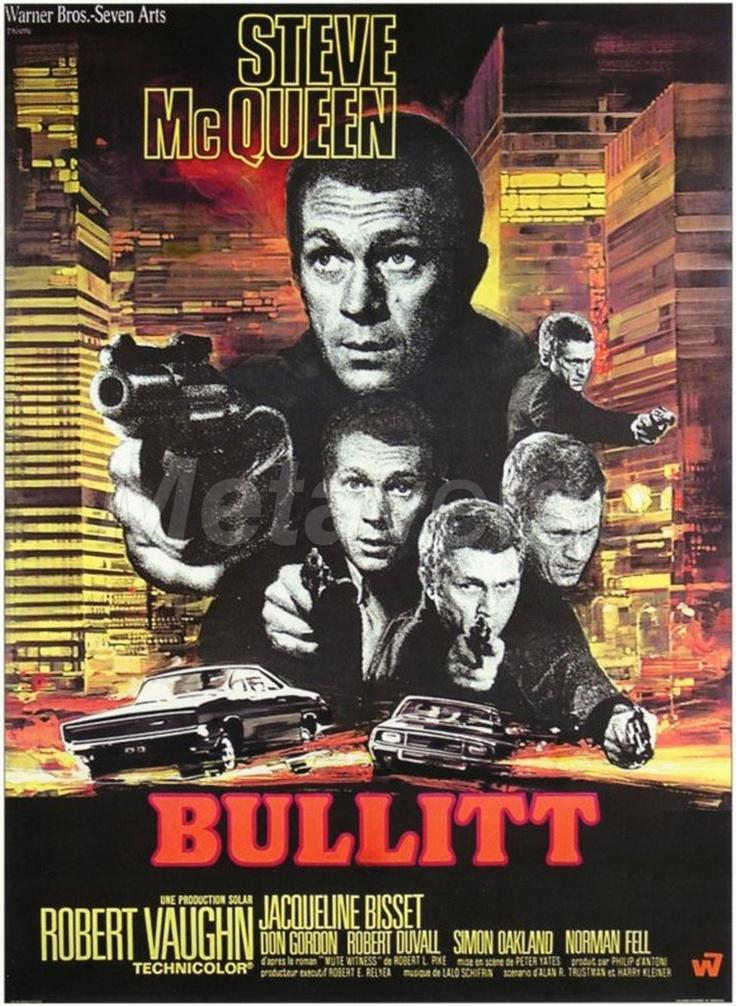 Bullitt Movie - Bing Images