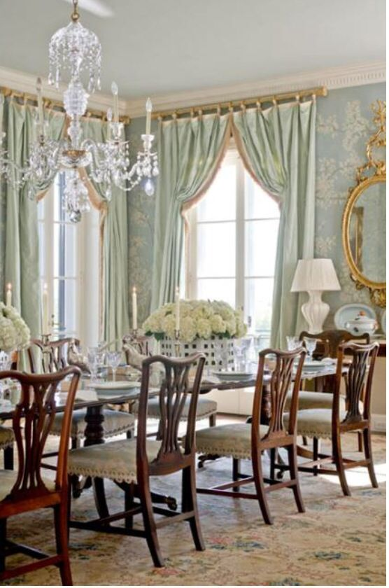 dining room curtains for the home pinterest