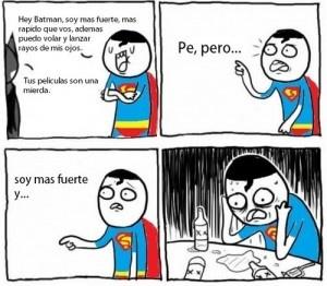 ¡Cuánto cabrón! / Las películas de Superman