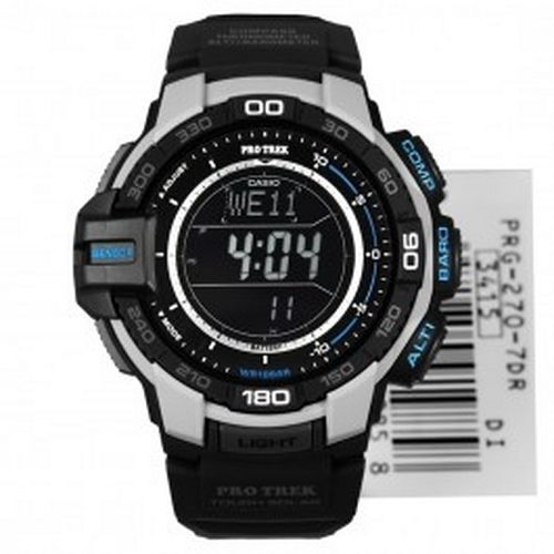 Casio Tough Solar Triple Sensor Watch PRG-270-7D PRG-270-7