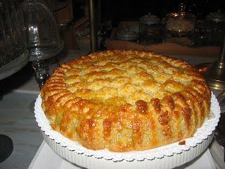 sale&vaniglia: Torta dorata di mandorle