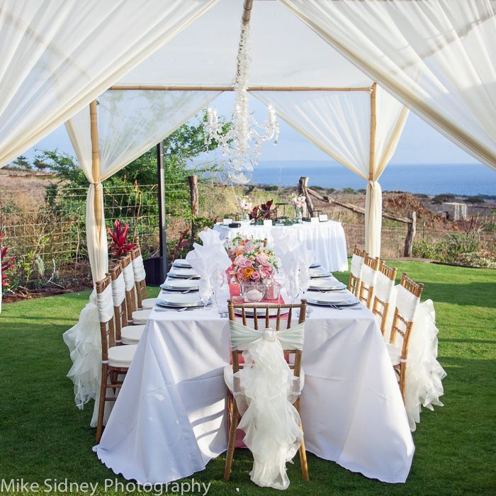 17+ best images about Maui Wedding Dinner Cabanas on ...