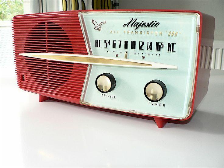 "Majestic all transistor ""900""   ............................................................Please save this pin... ........................................................... Visit!.. http://www.ebay.com/usr/prestige_online"