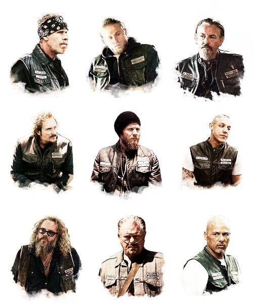 Soa sons of anarchy
