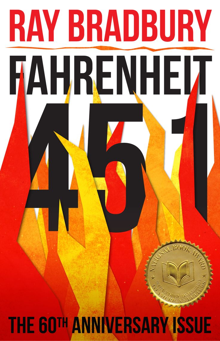 in the novel fahrenheit 451 how What better way to connect students with literature than through the music they love in this novel study for ray bradbury's fahrenheit 451, students will be able to analyze each part of the novel by listening to, annotating, explaining, and presenting different songs that closely correlate with the novel on many levels.