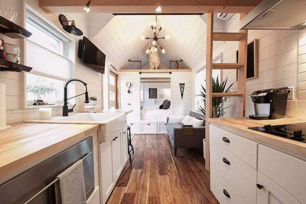 Atlanta Georgia In 2019 Tiny Houses Cabins Modern