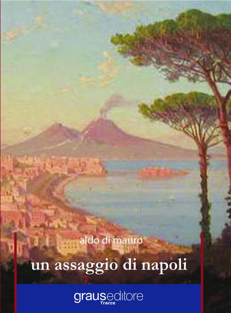 """Continua l'iniziativa Giveaway """"WeeBook""""della Graus Editore. Il libro messo in palio questa settimana è """"Un assaggio di Napoli"""" di Aldo di Mauro."""