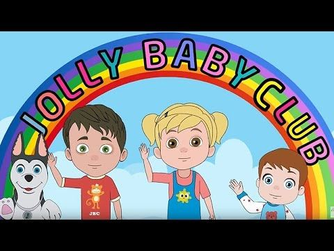 Jolly Baby Club   Lots of Nursery Rhymes   Intro   Children Songs and more