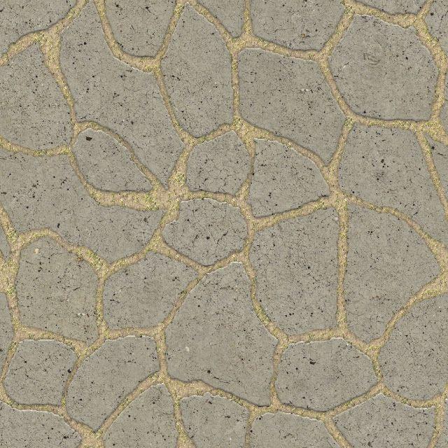 Seamless Stone Floor + (Maps)   texturise