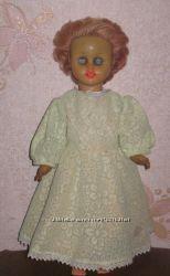 Кукла ГДР. Sonni. Винтаж. 42см. Раритет. 1970 год.