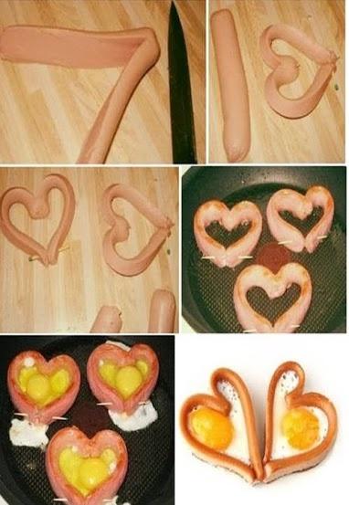 Fantástica idea de desayuno. Encuentra más en http://www.1001consejos.com/