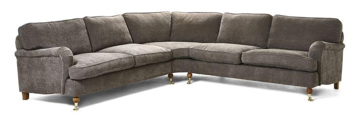 Fet soffa!