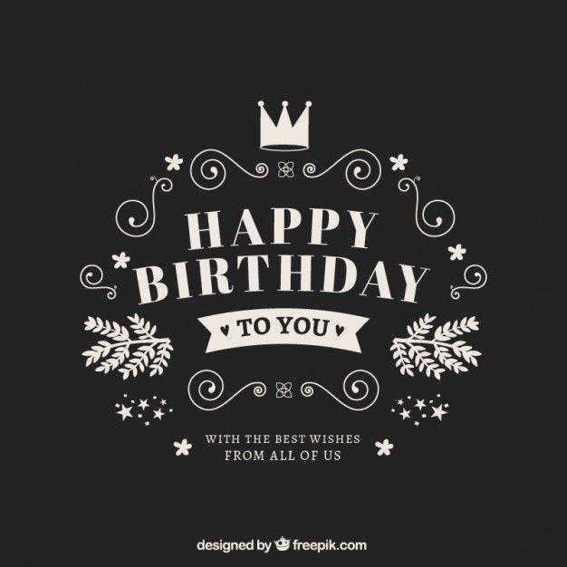Happy Birthday Images Hombres ~ M�s de ideas sobre fuentes para letras feliz cumplea�os en pinterest