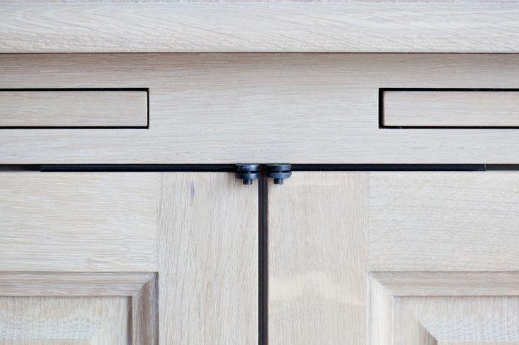 detail deurbeslag